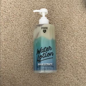 Victoria's Secret Pink Water Lotion